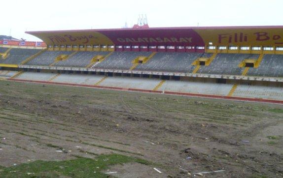 Ali Sami Yen Stadı Sökümü ve Yıkımı