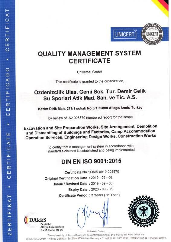 ISO 9001 - 2015 EN